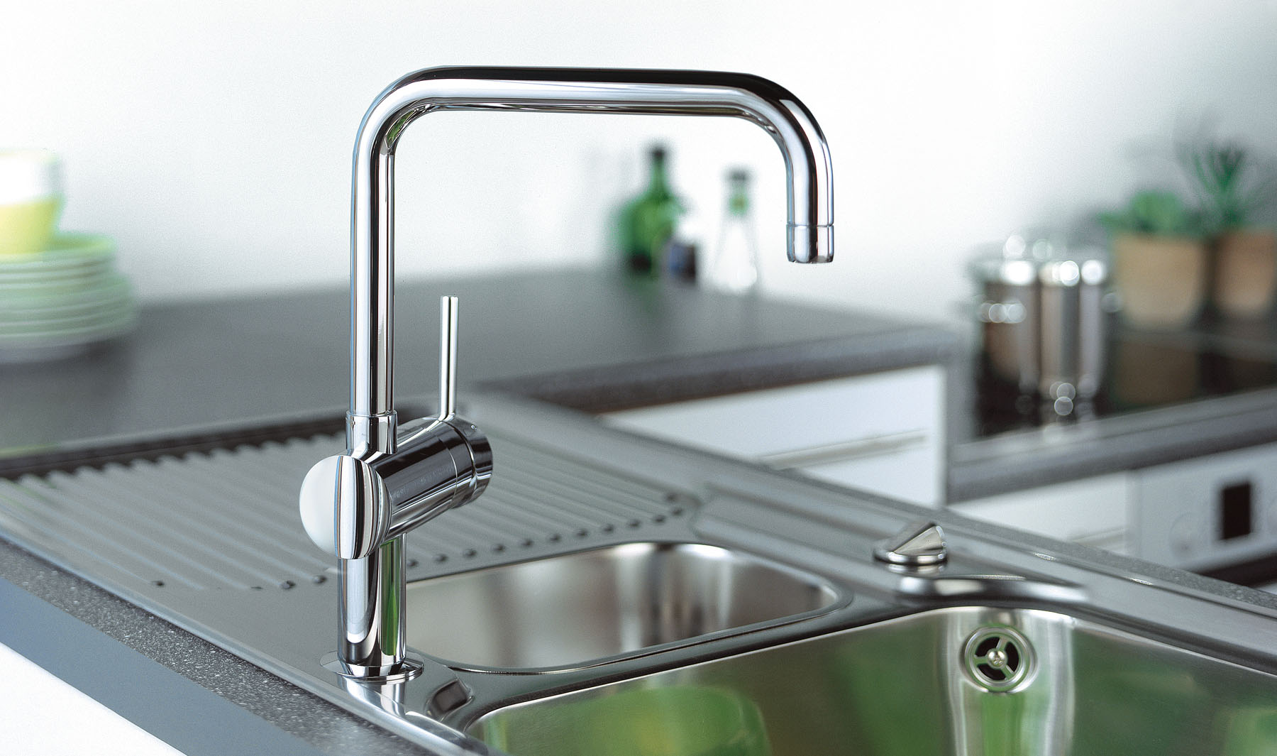 Nice Grohe Minta Kitchen Faucet Pictures >> Lovely Grohe Minta ...