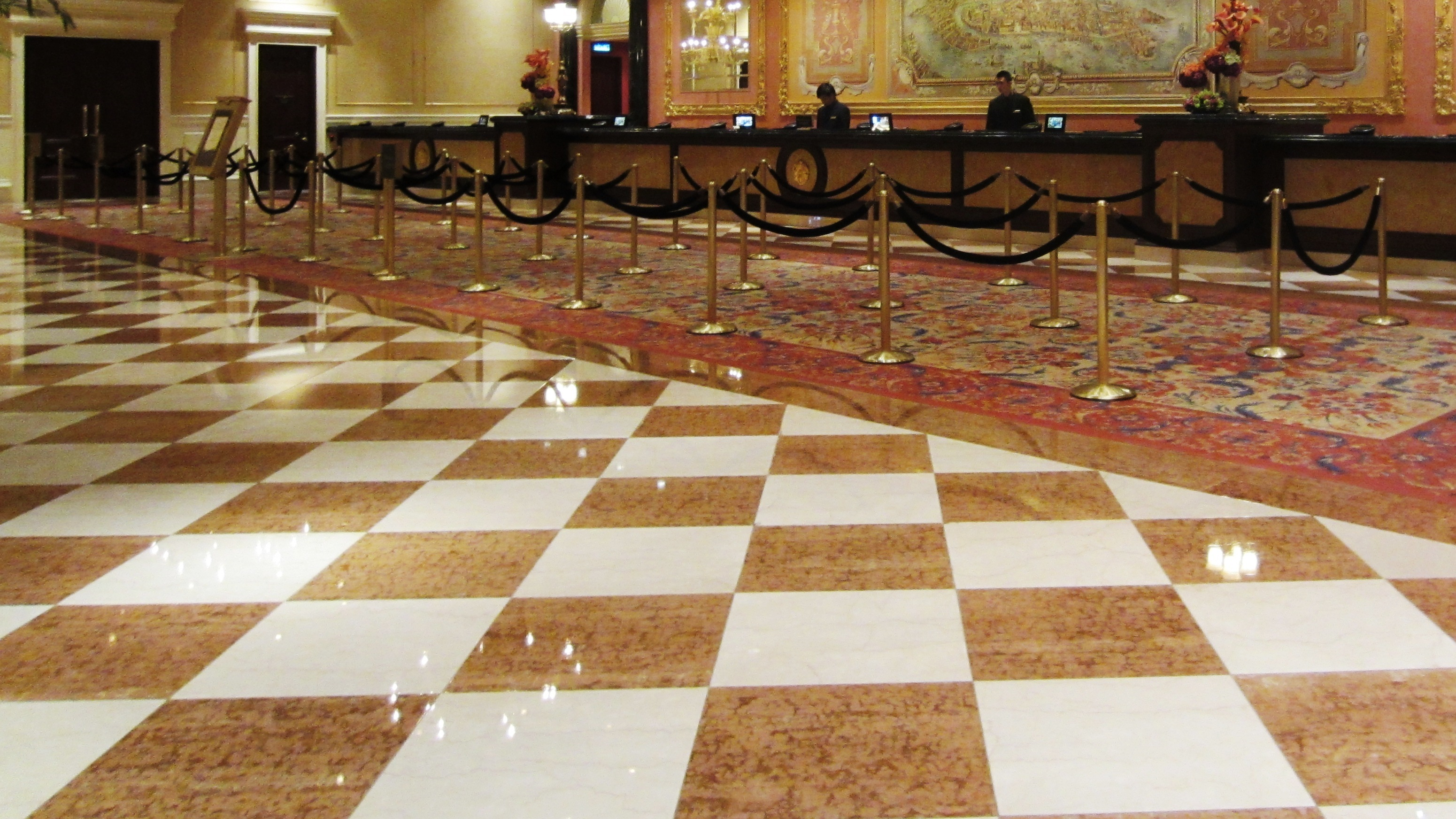 Vitrified tiles flooring designs